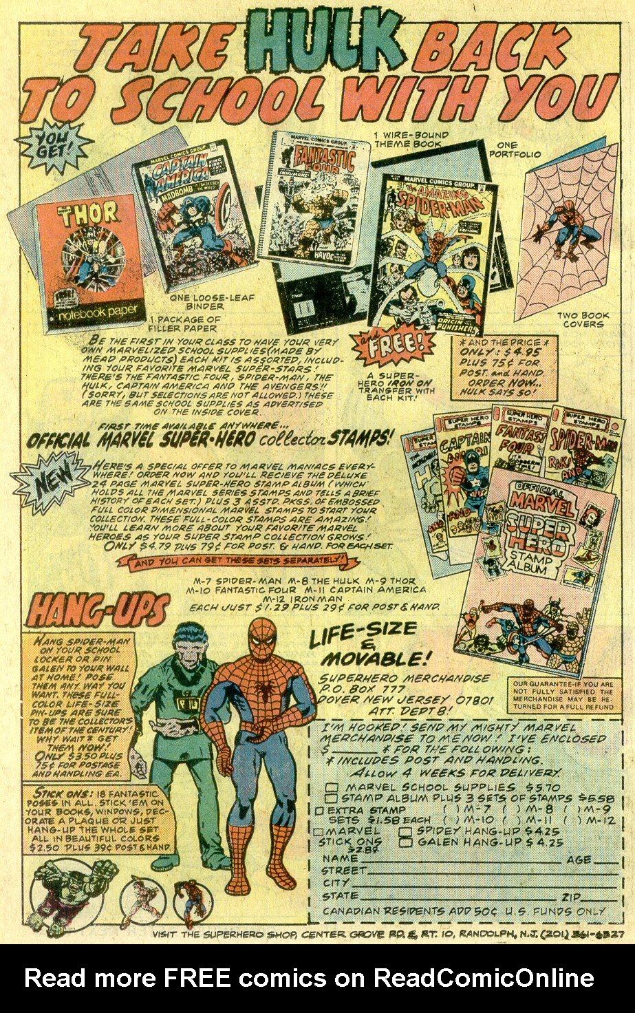 Strange Tales (1951) Issue #188 #190 - English 14