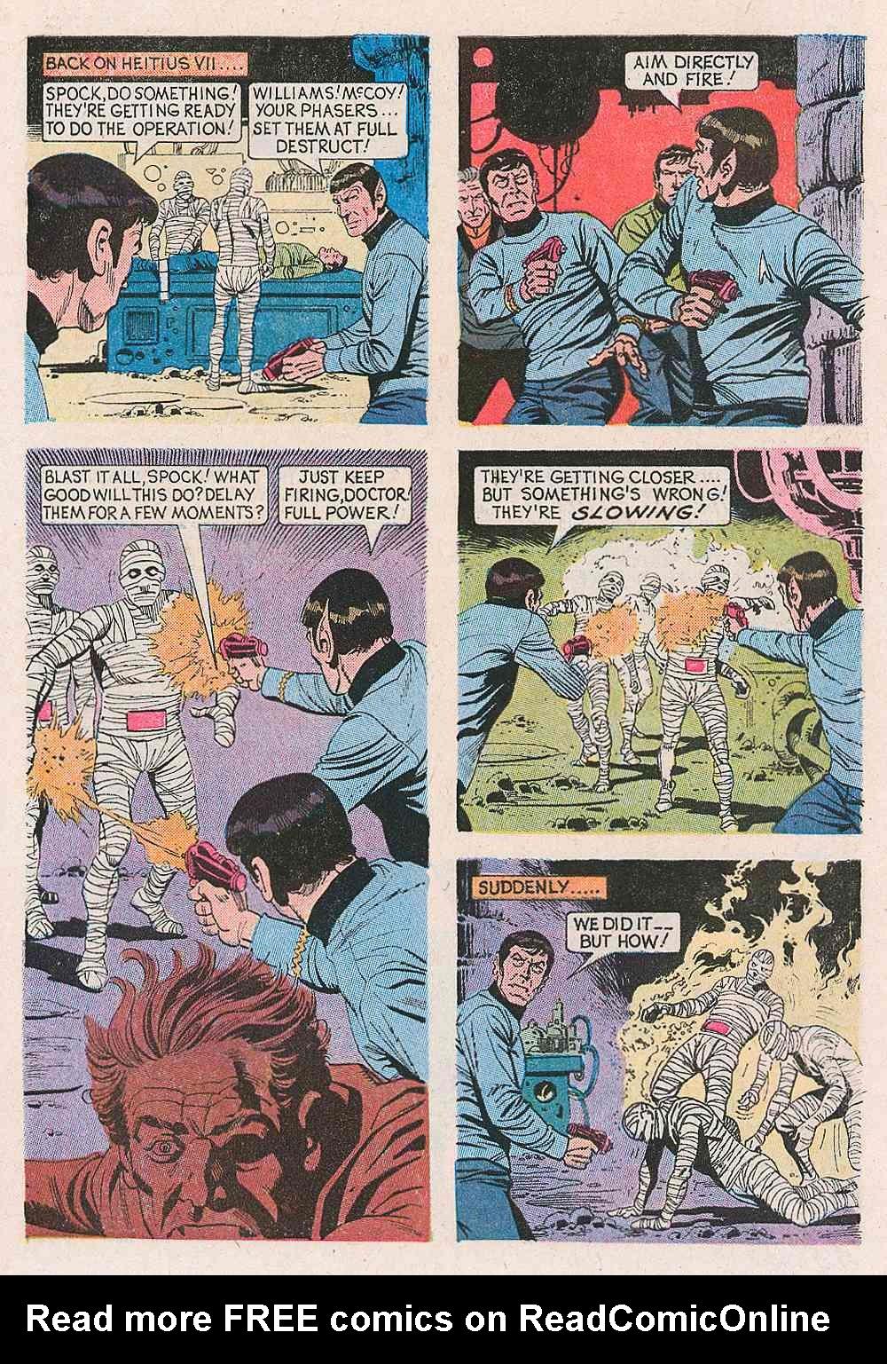 Star Trek (1967) Issue #21 #21 - English 21