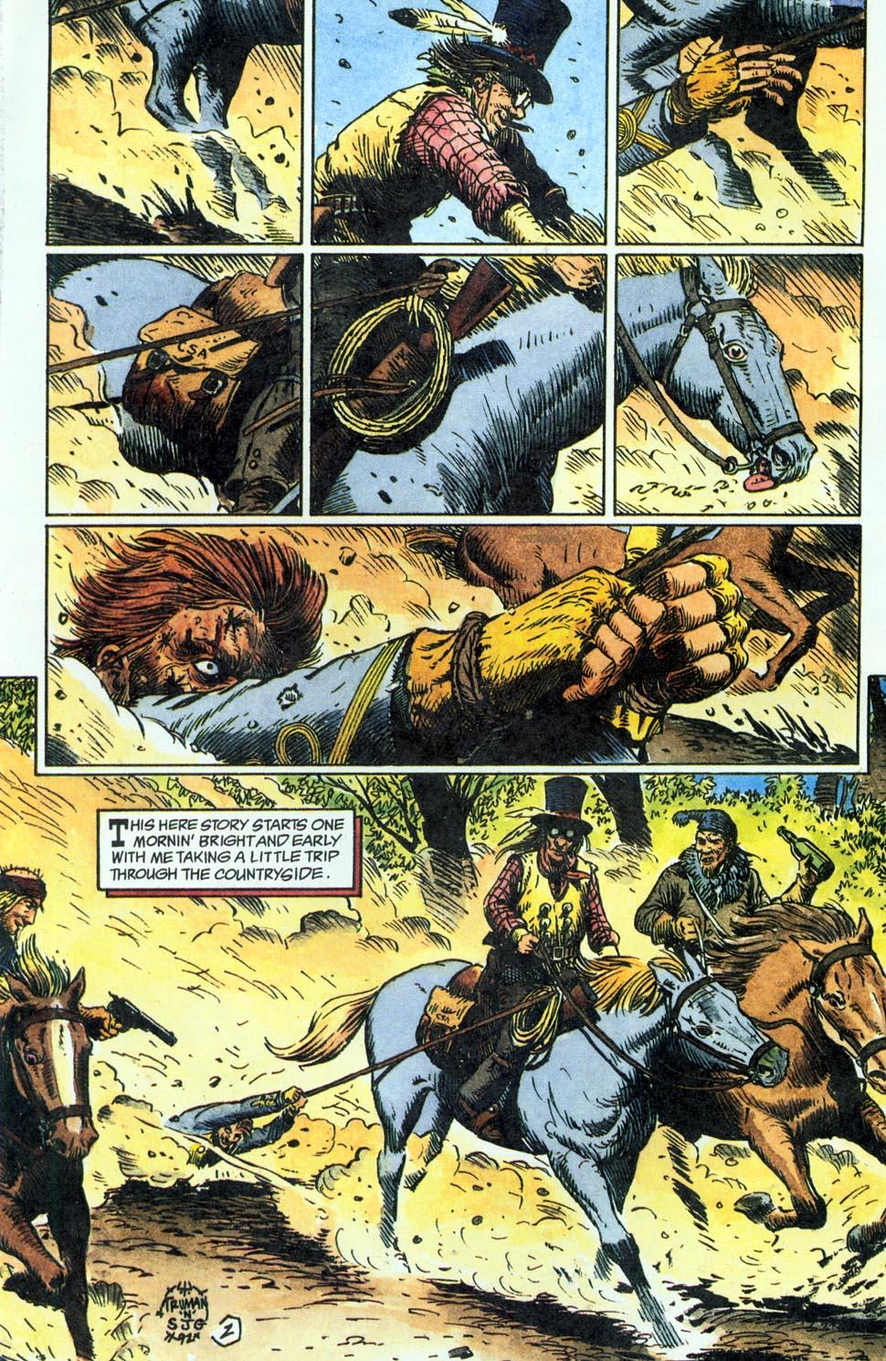 Jonah Hex: Two-Gun Mojo Issue #1 #1 - English 4