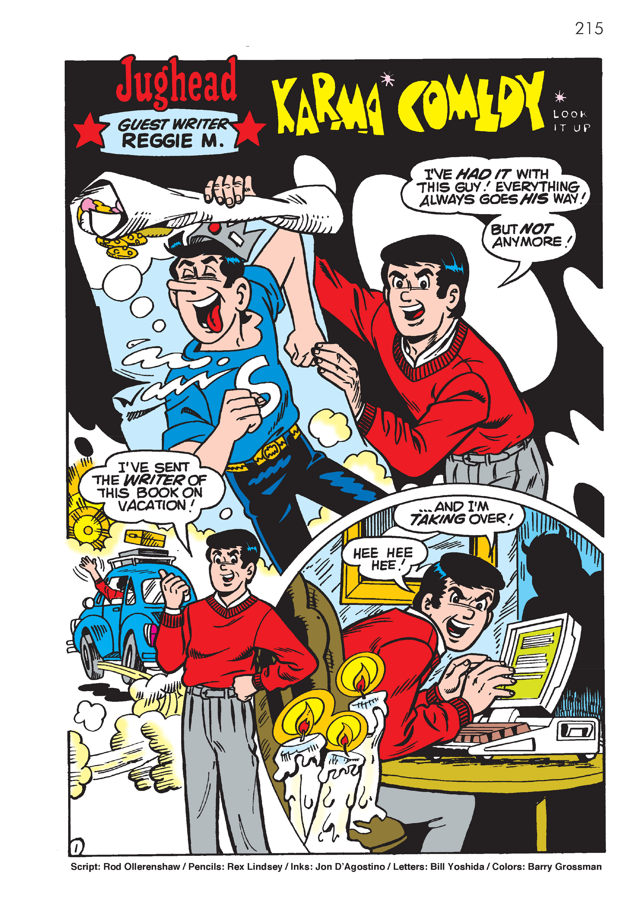 Read online The Best of Archie Comics comic -  Issue # TPB 4 (Part 2) - 5