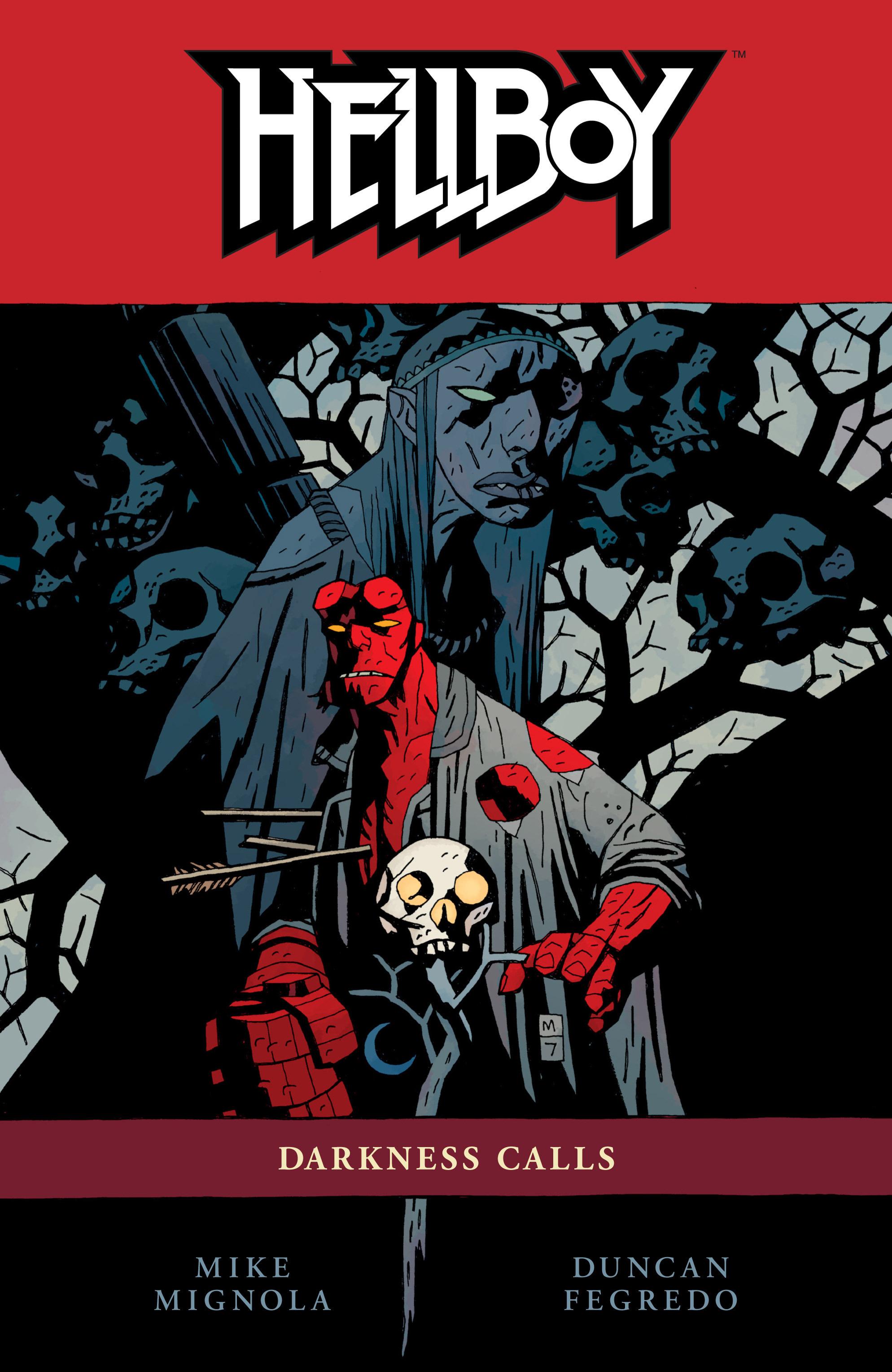 Hellboy 8 Page 1