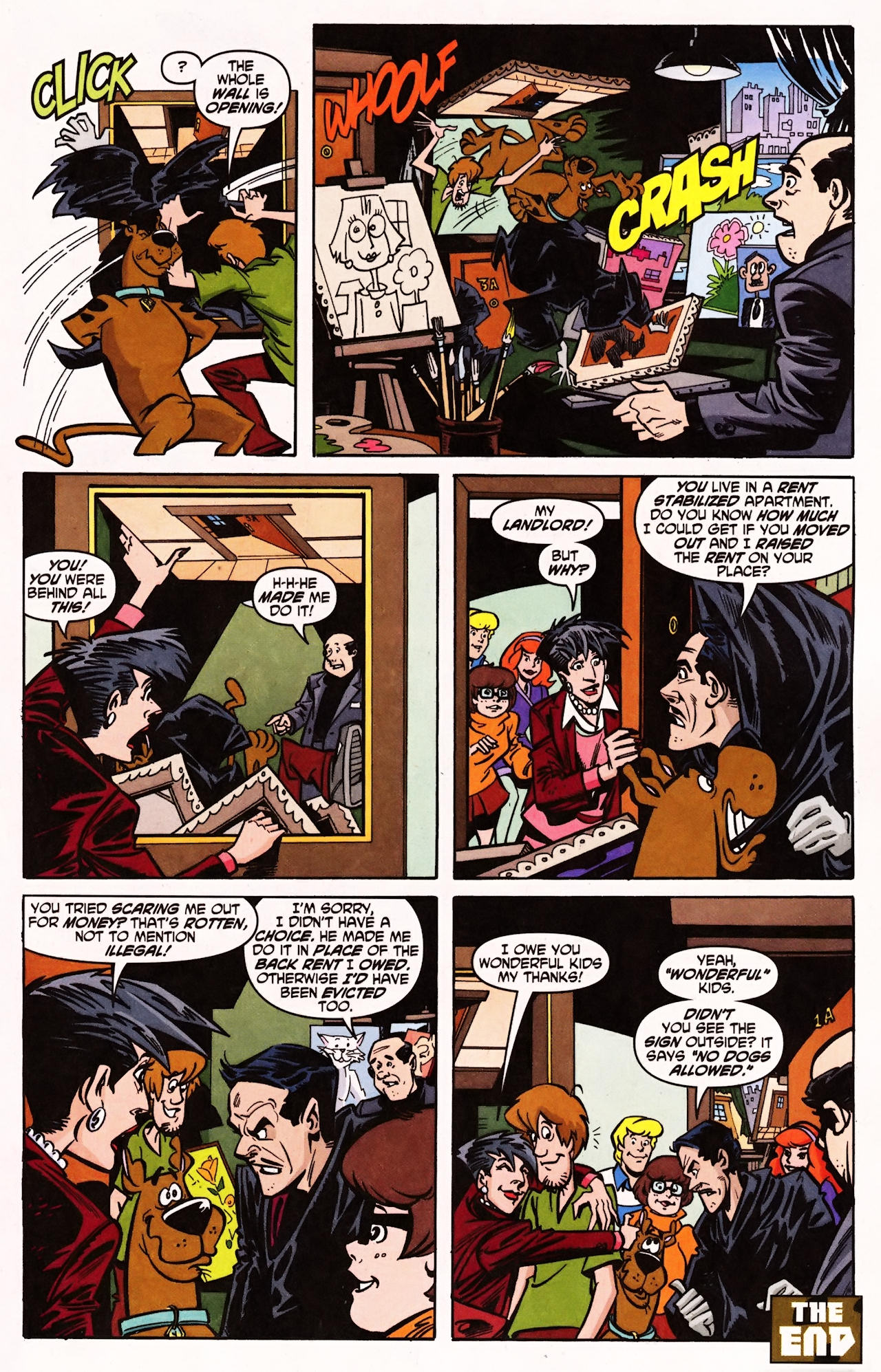 Read online Scooby-Doo (1997) comic -  Issue #140 - 15