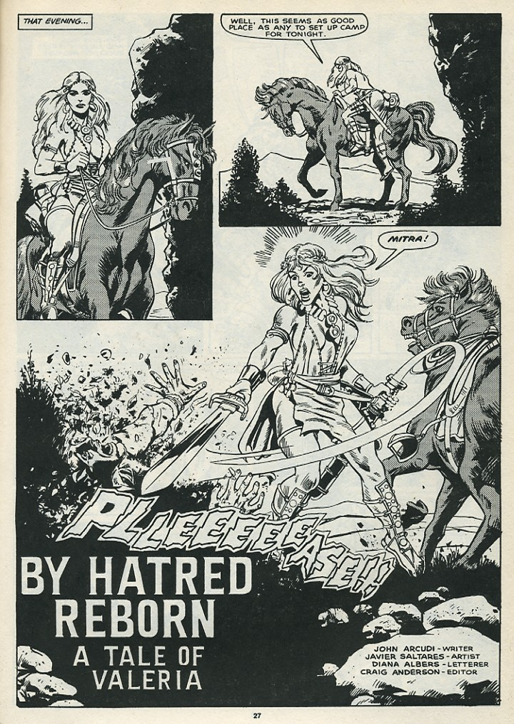 The Savage Sword Of Conan Issue #172 #173 - English 29