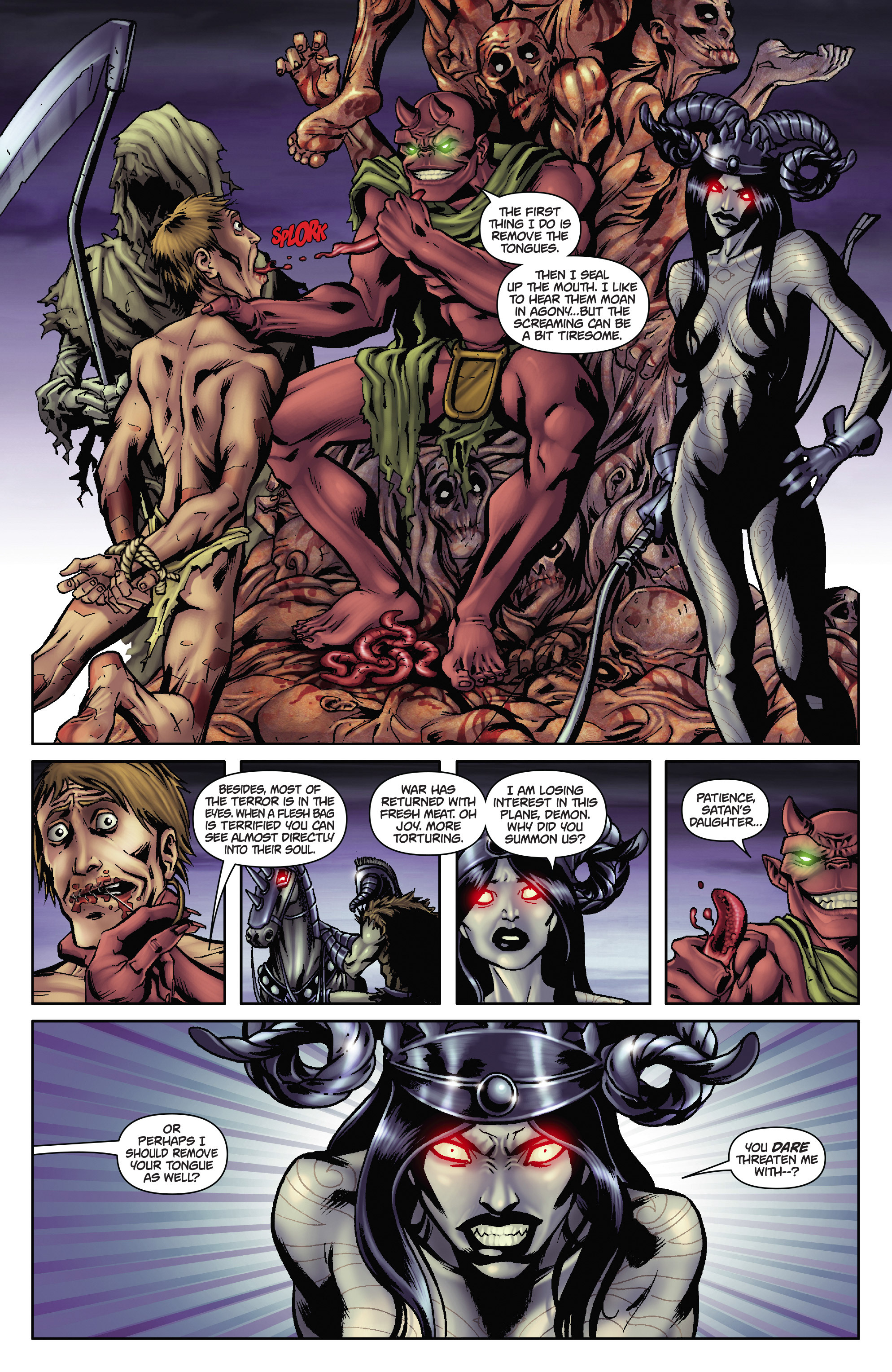 Army of Darkness: The Long Road Home TPB Page 40