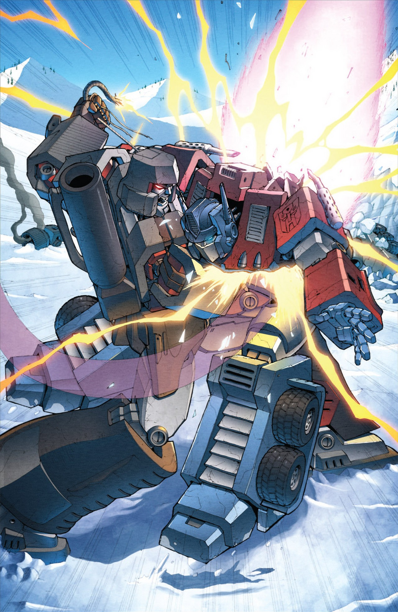 The Transformers (2009) chap 31 pic 10