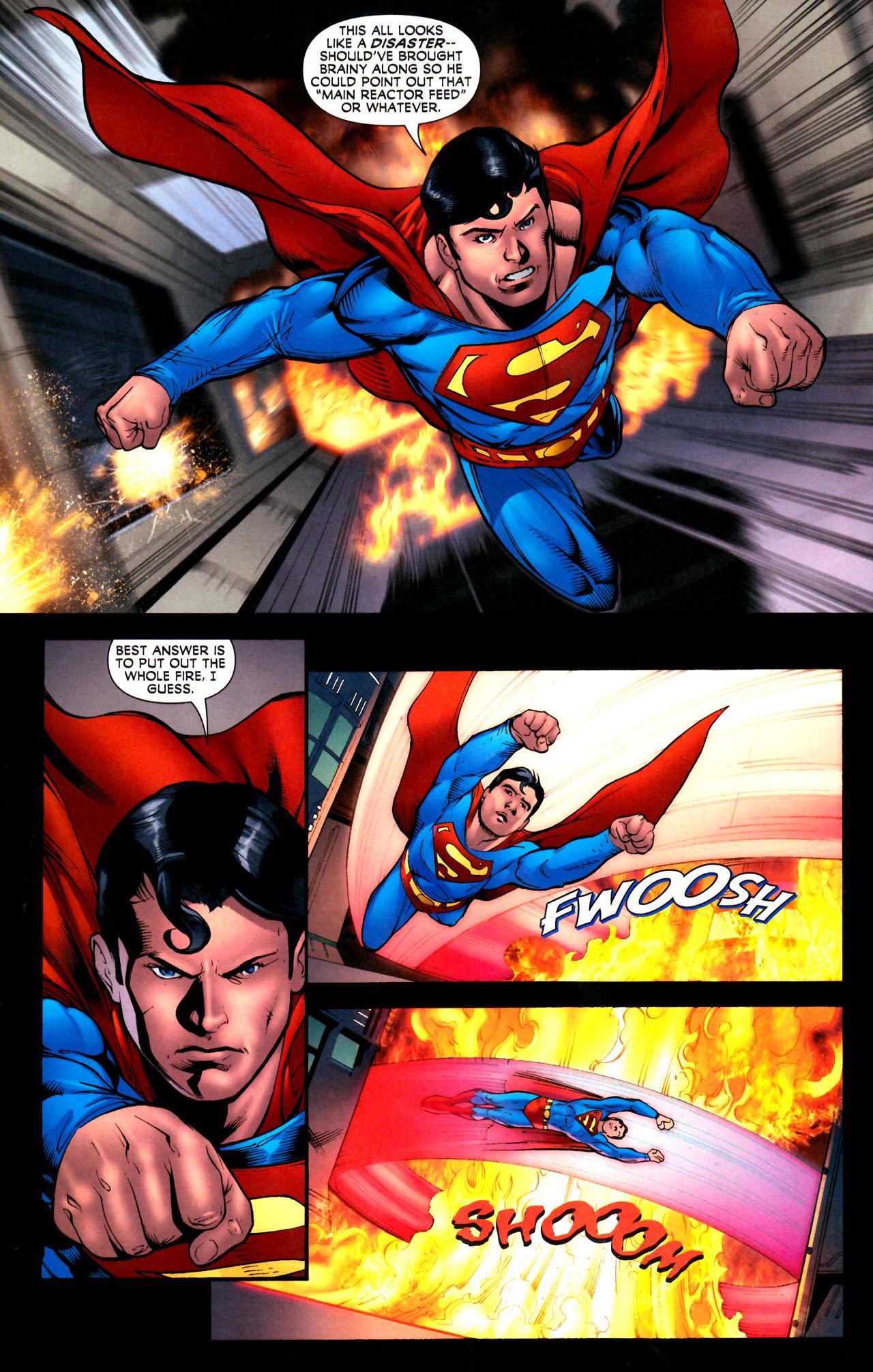 Read online Adventure Comics (2009) comic -  Issue #12 - 23