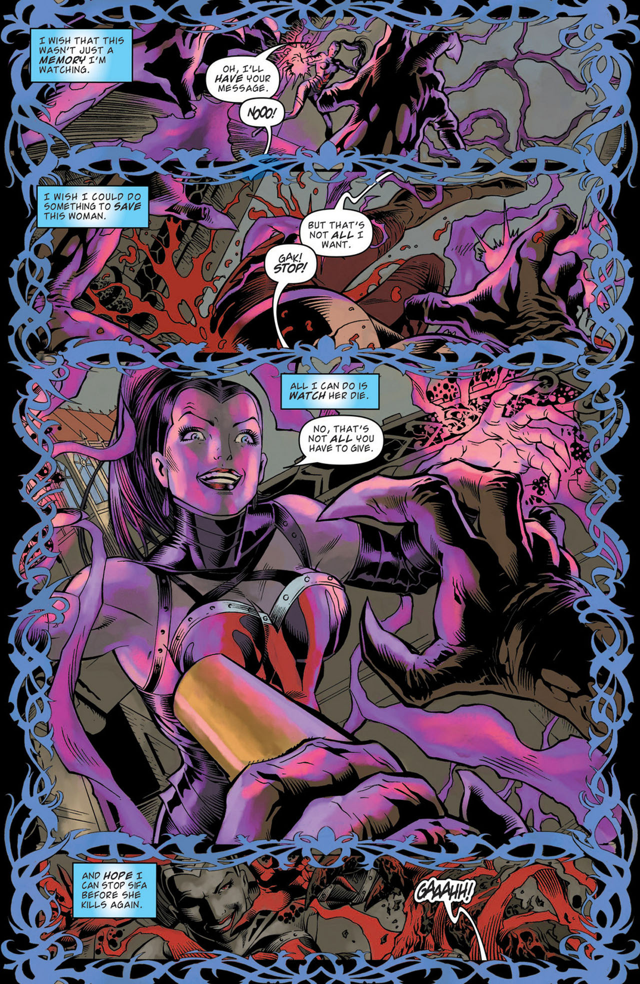 Read online Magic: The Gathering--Path of Vengeance comic -  Issue #1 - 13
