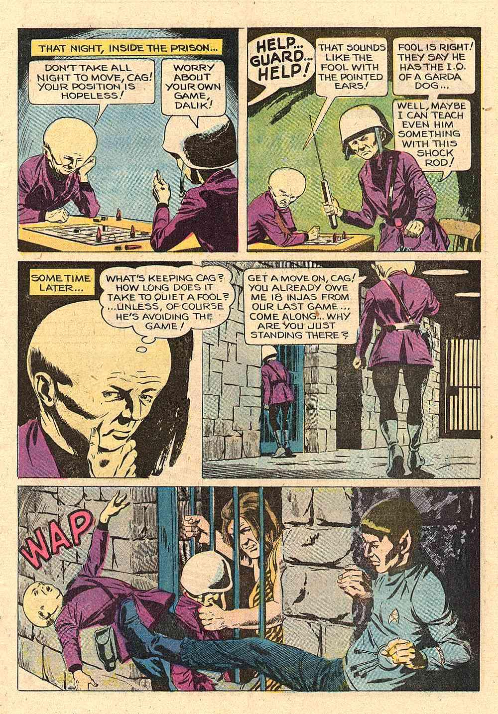 Star Trek (1967) #55 #55 - English 11