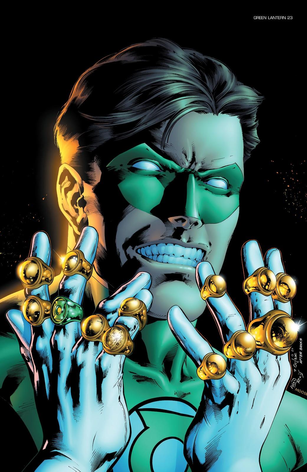 Green Lantern: The Sinestro Corps War Full #1 - English 135
