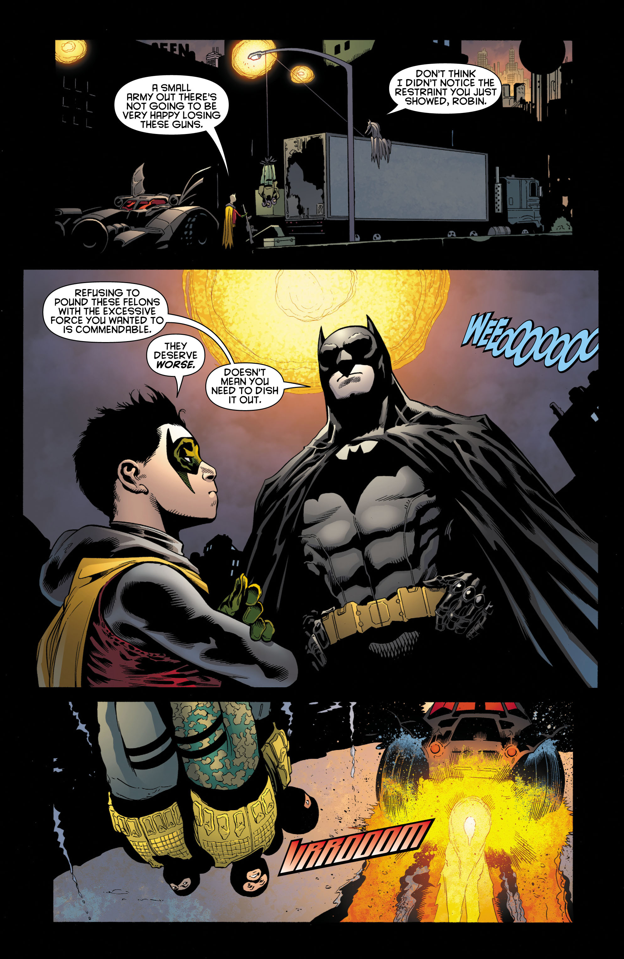 Batman and Robin (2011) chap 1 pic 36