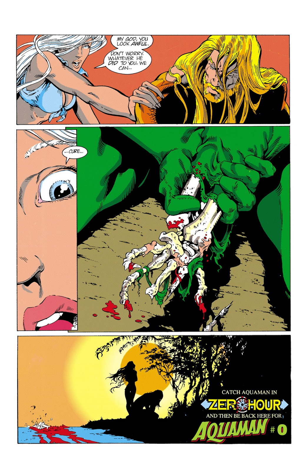 Aquaman (1994) Issue #2 #8 - English 23