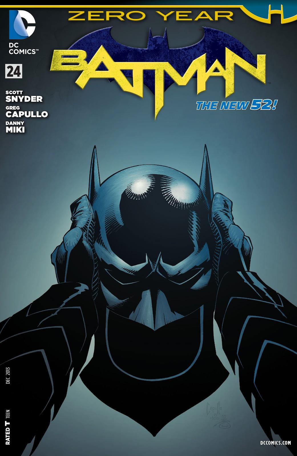 Batman (2011) Issue #24 #43 - English 1