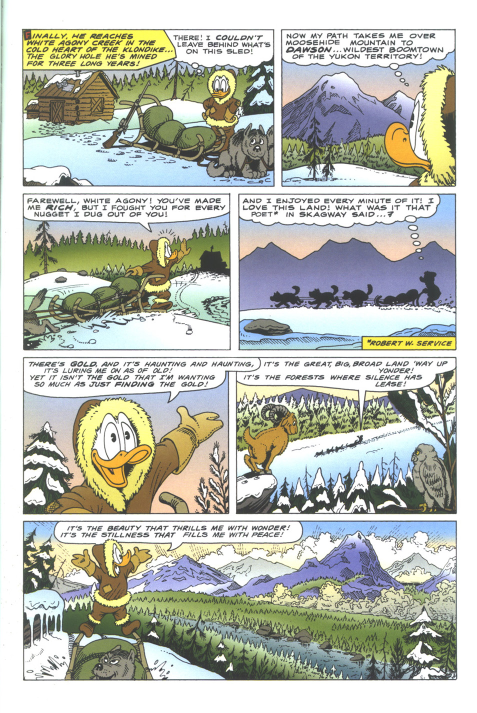 Uncle Scrooge (1953) Issue #350 #350 - English 7
