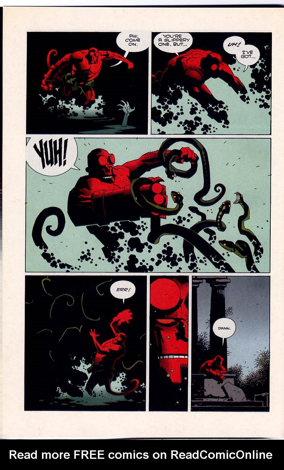 Hellboy: Wake the Devil Issue #3 #3 - English 10