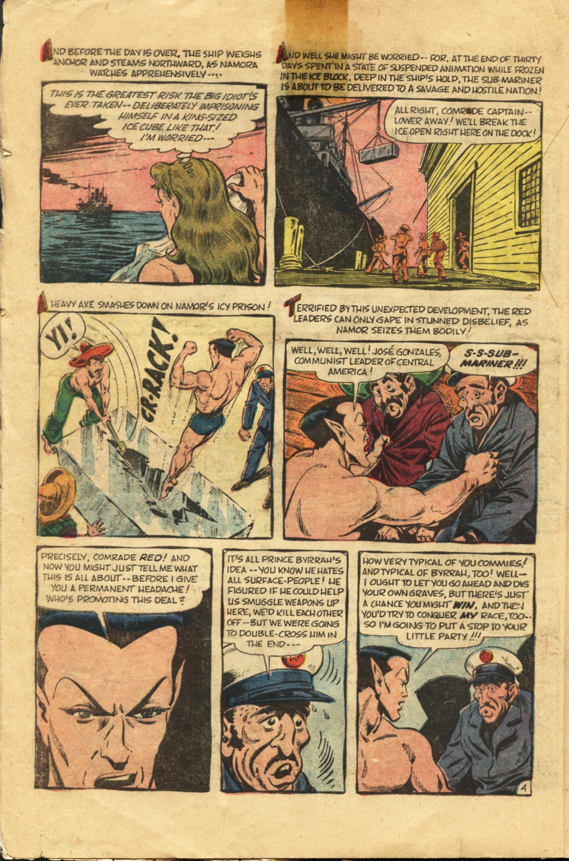Sub-Mariner Comics #41 #41 - English 5