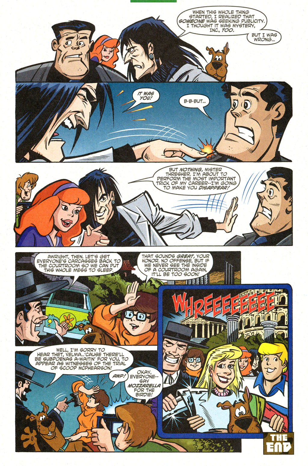 Read online Scooby-Doo (1997) comic -  Issue #100 - 17