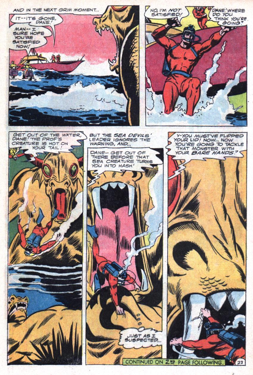 Read online Sea Devils comic -  Issue #34 - 30