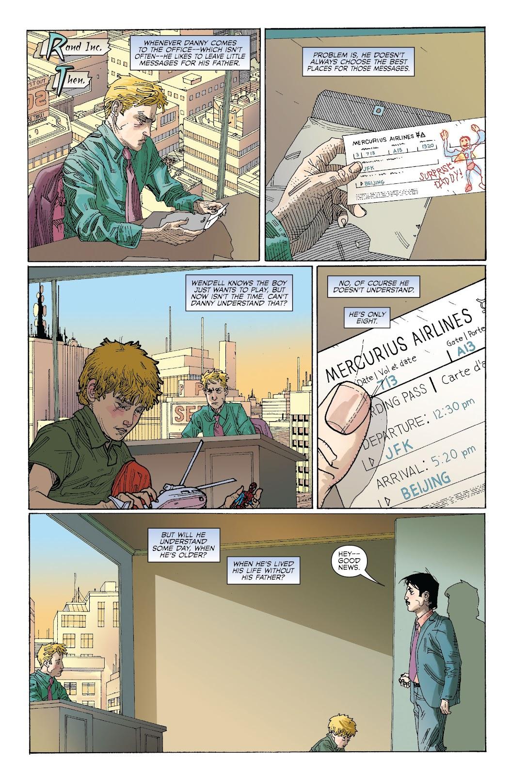 The Immortal Iron Fist Issue #27 #28 - English 9
