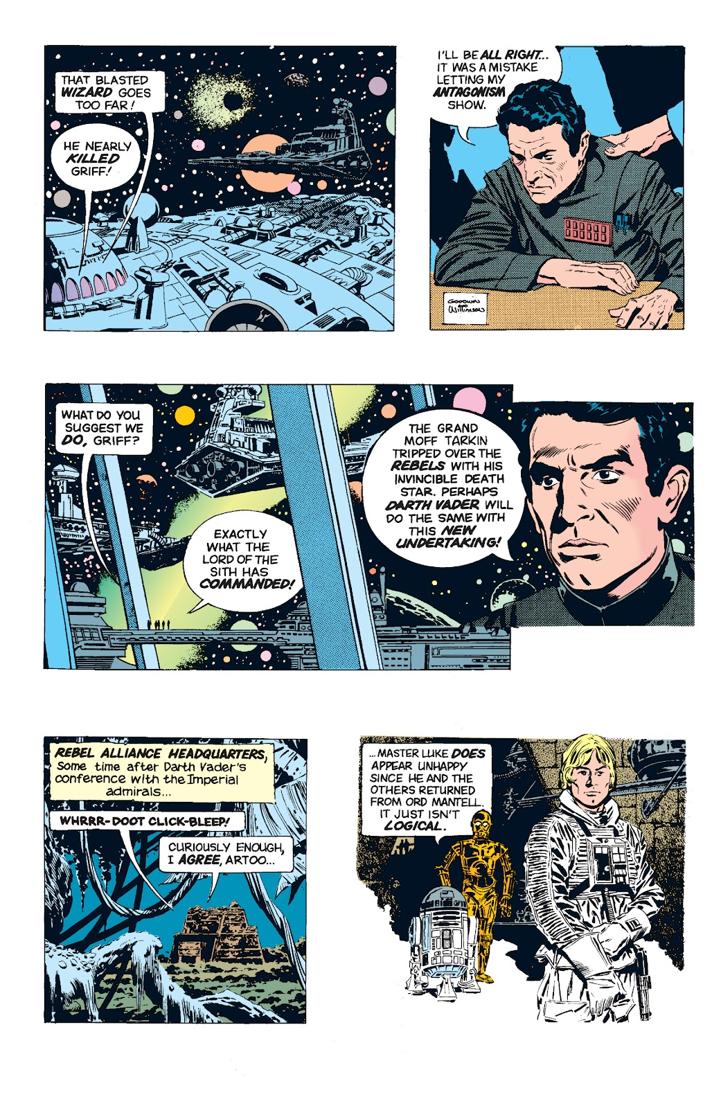 Classic Star Wars Issue #2 #2 - English 22