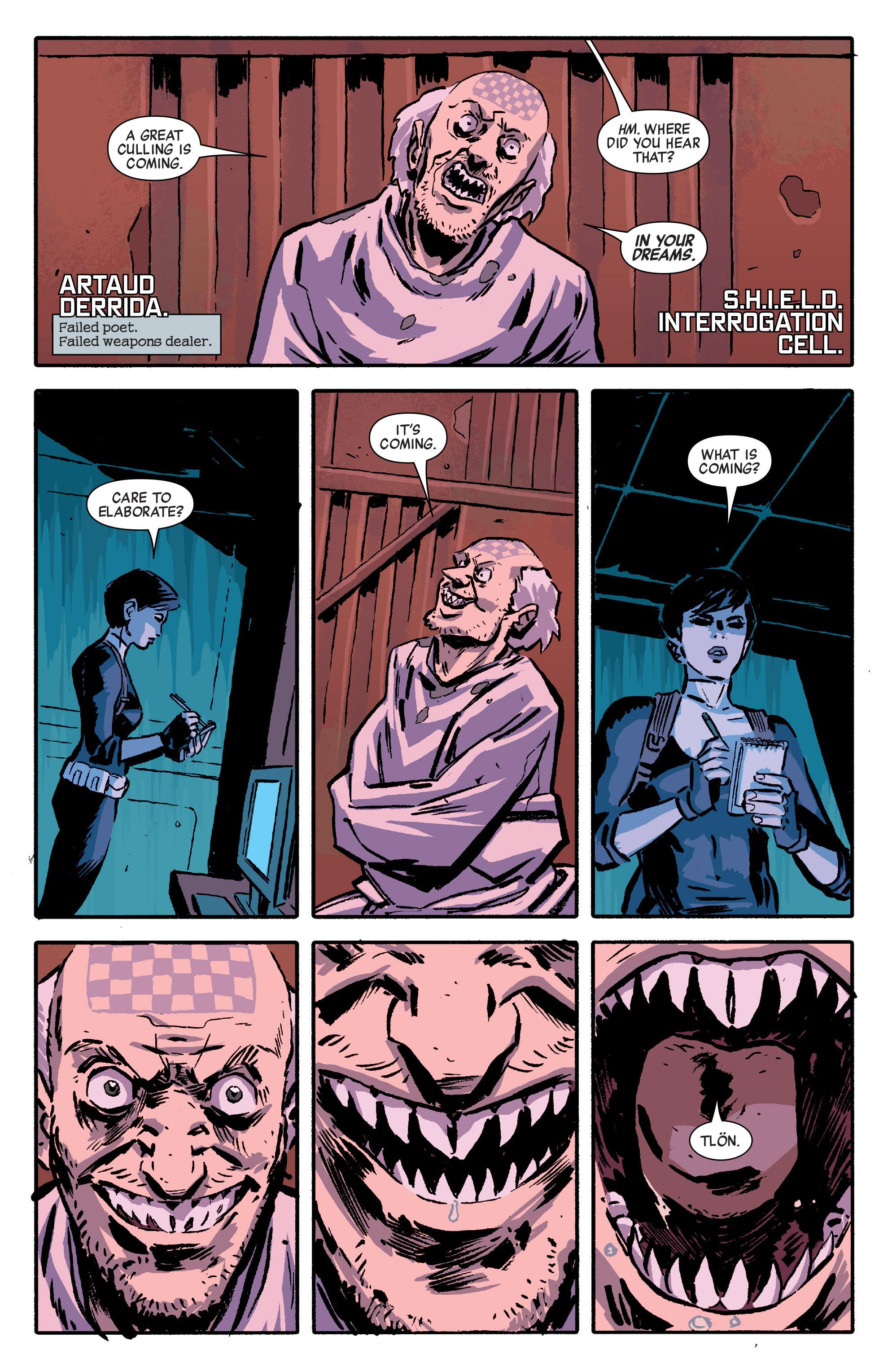Read online Secret Avengers (2014) comic -  Issue #7 - 8