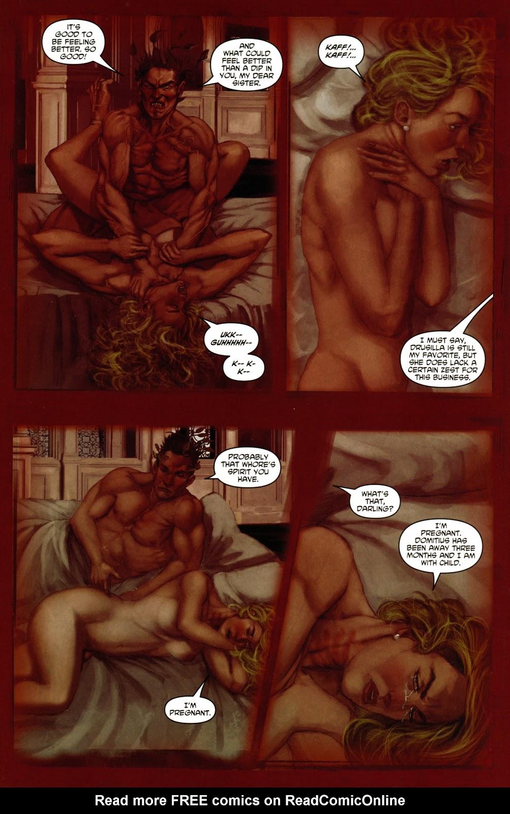 Caligula: Heart of Rome Issue #1 #1 - English 14
