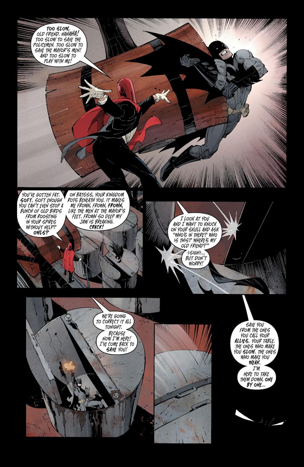 Batman (2011) Issue #13 #28 - English 22