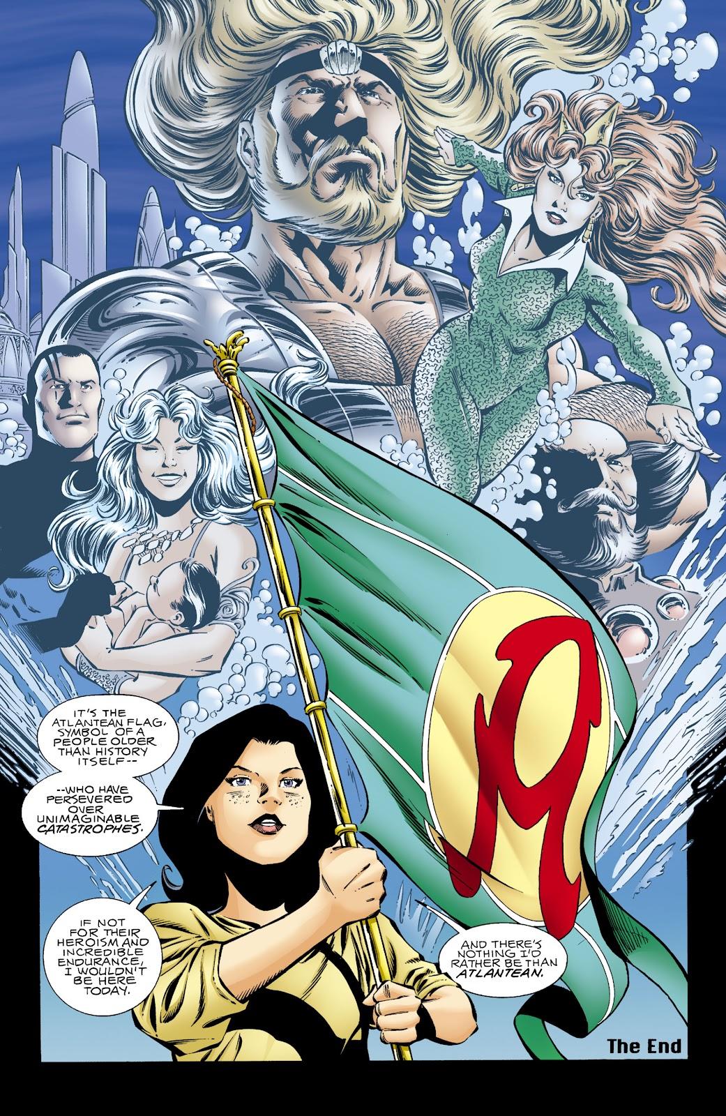 Aquaman (1994) Issue #69 #75 - English 22