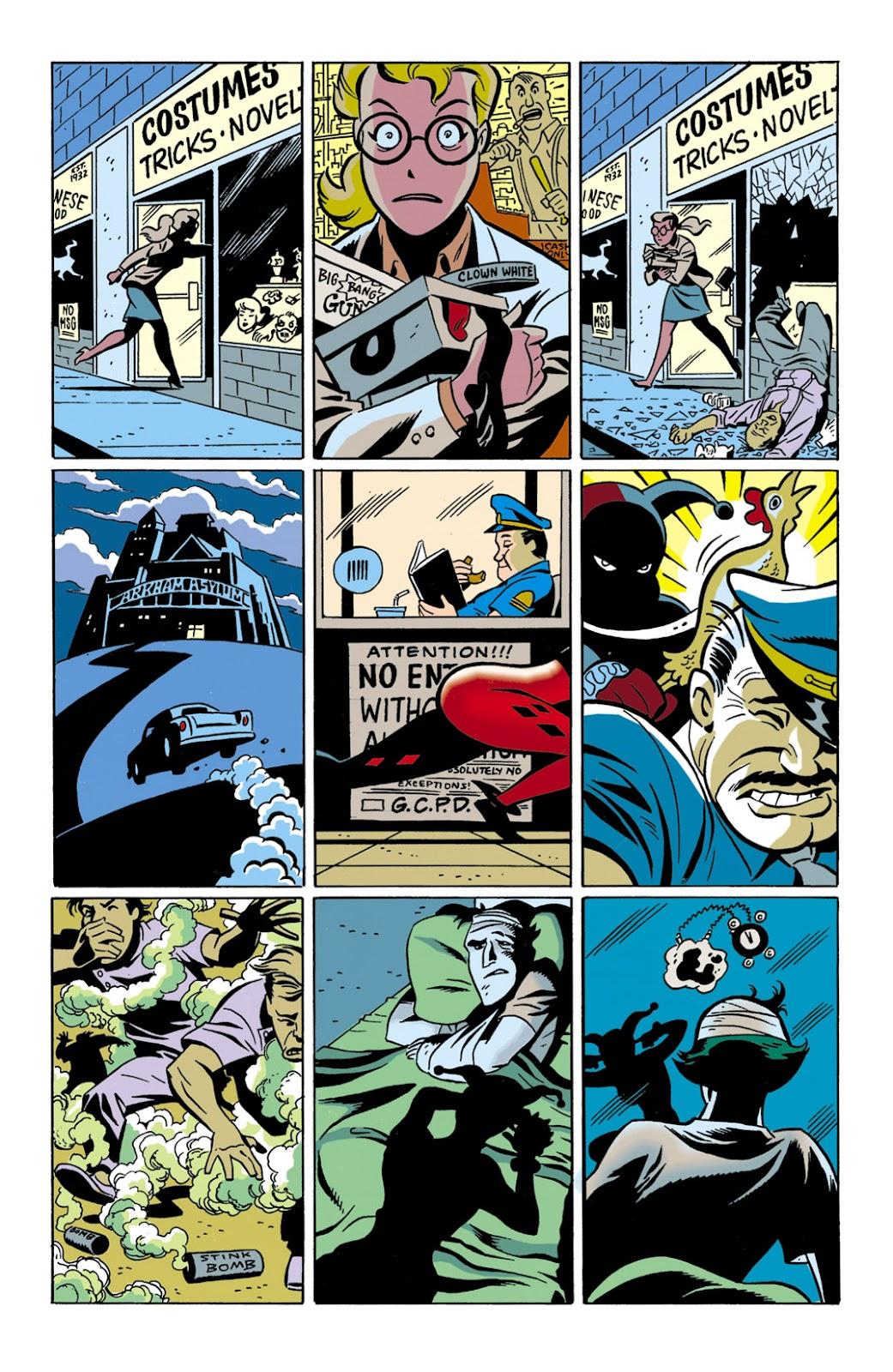 The Batman Adventures: Mad Love Full #1 - English 34