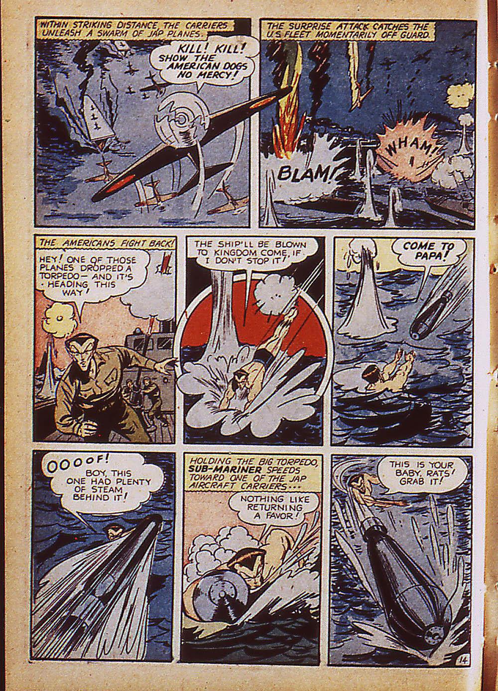 Sub-Mariner Comics Issue #8 #8 - English 17