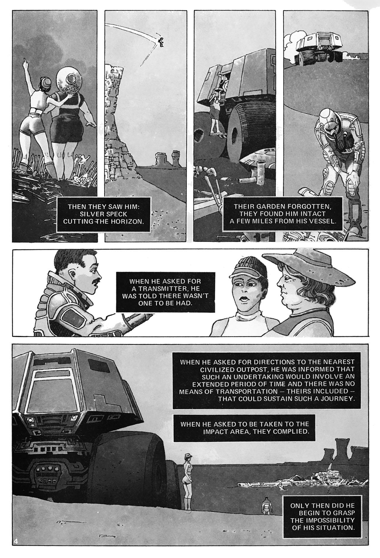 Read online Star*Reach comic -  Issue #16 - 22