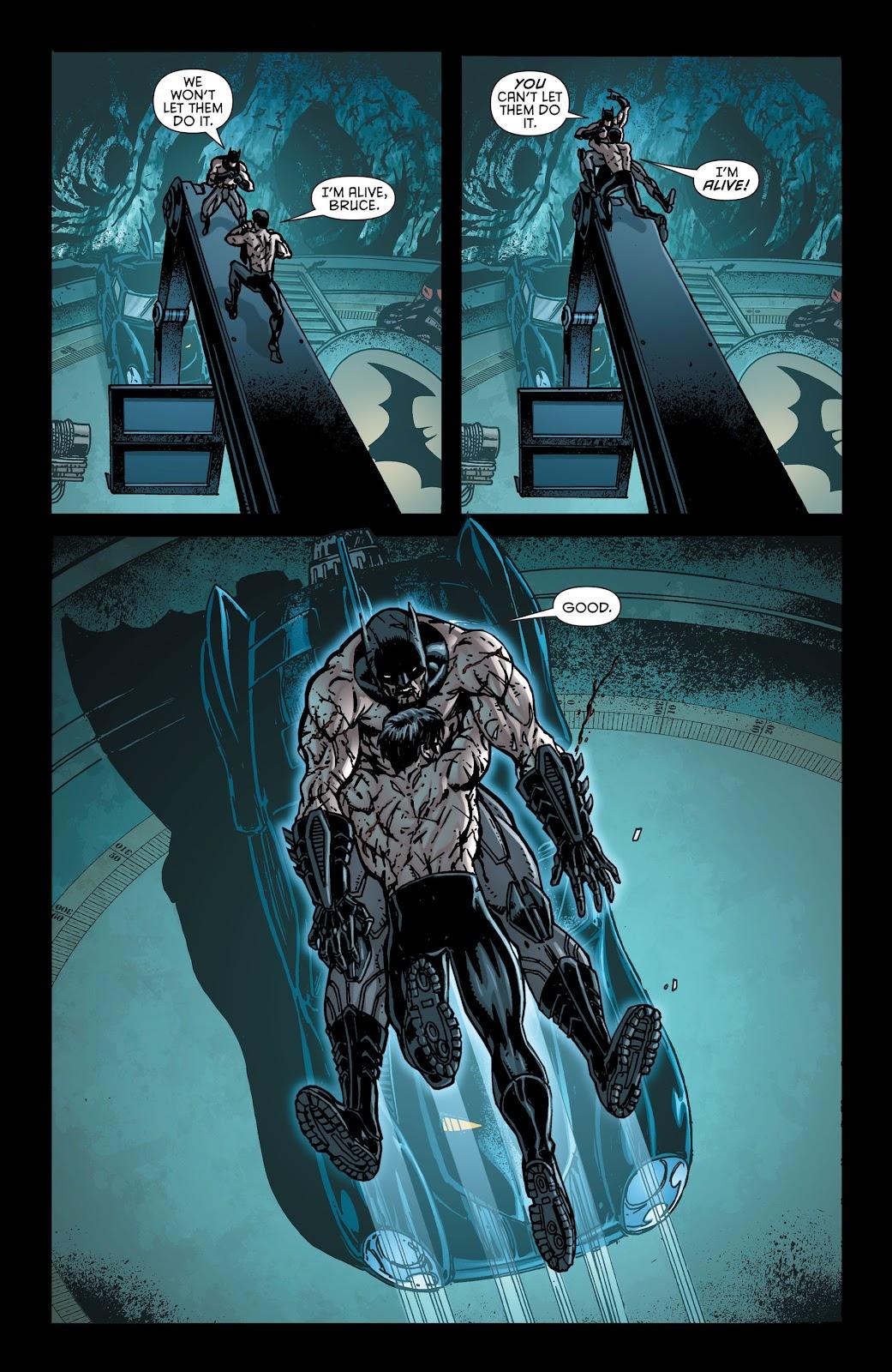 Nightwing (2011) Issue #30 #32 - English 18