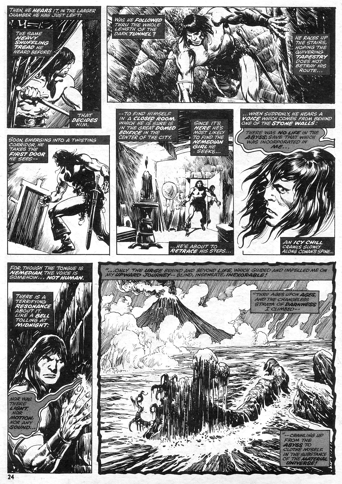 The Savage Sword Of Conan Issue #15 #16 - English 24