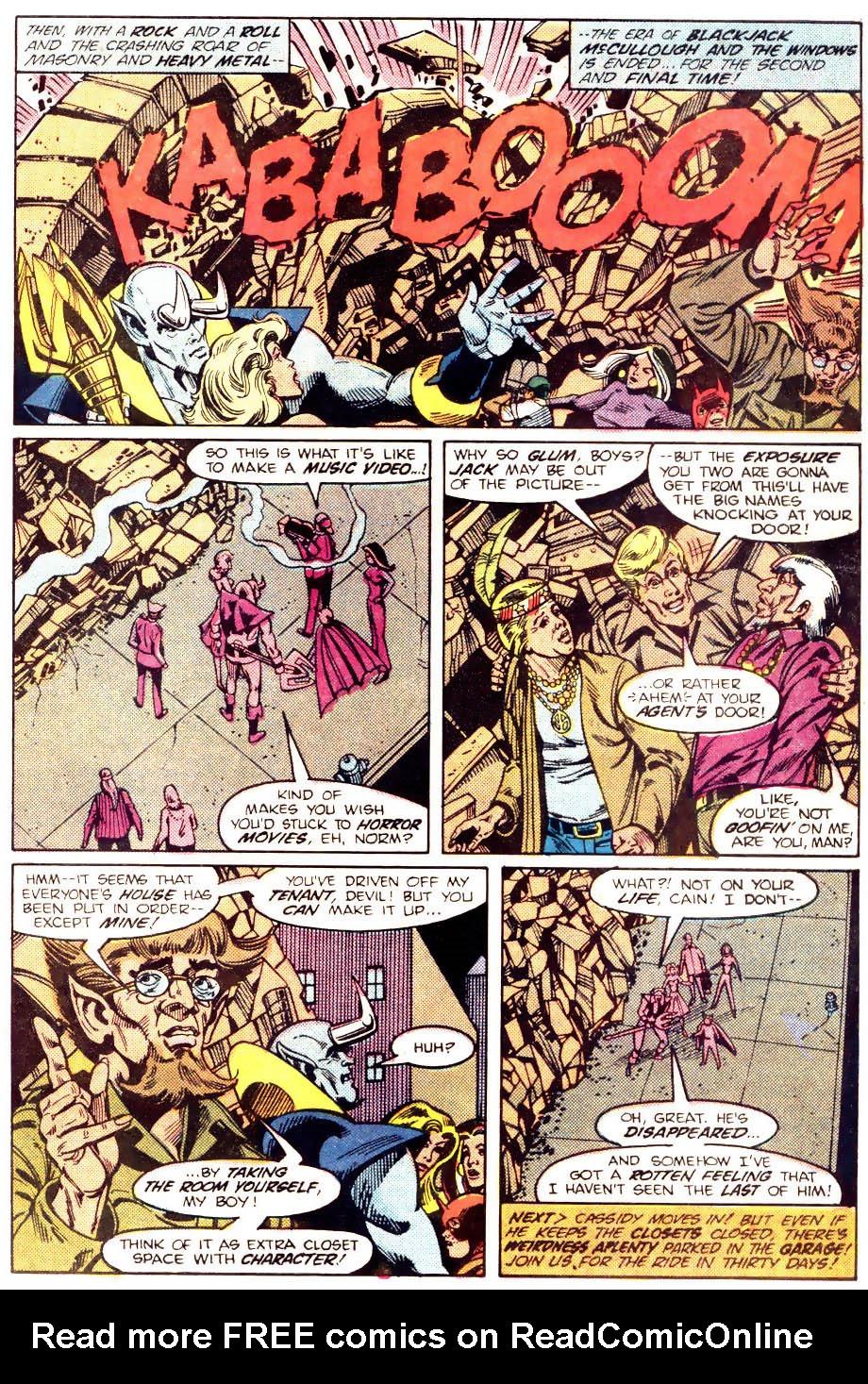 Blue Devil 20 Page 22