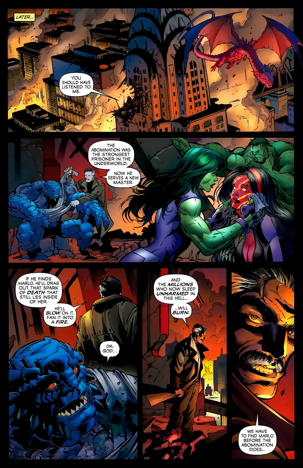 Incredible Hulks (2010) Issue #618 #8 - English 23