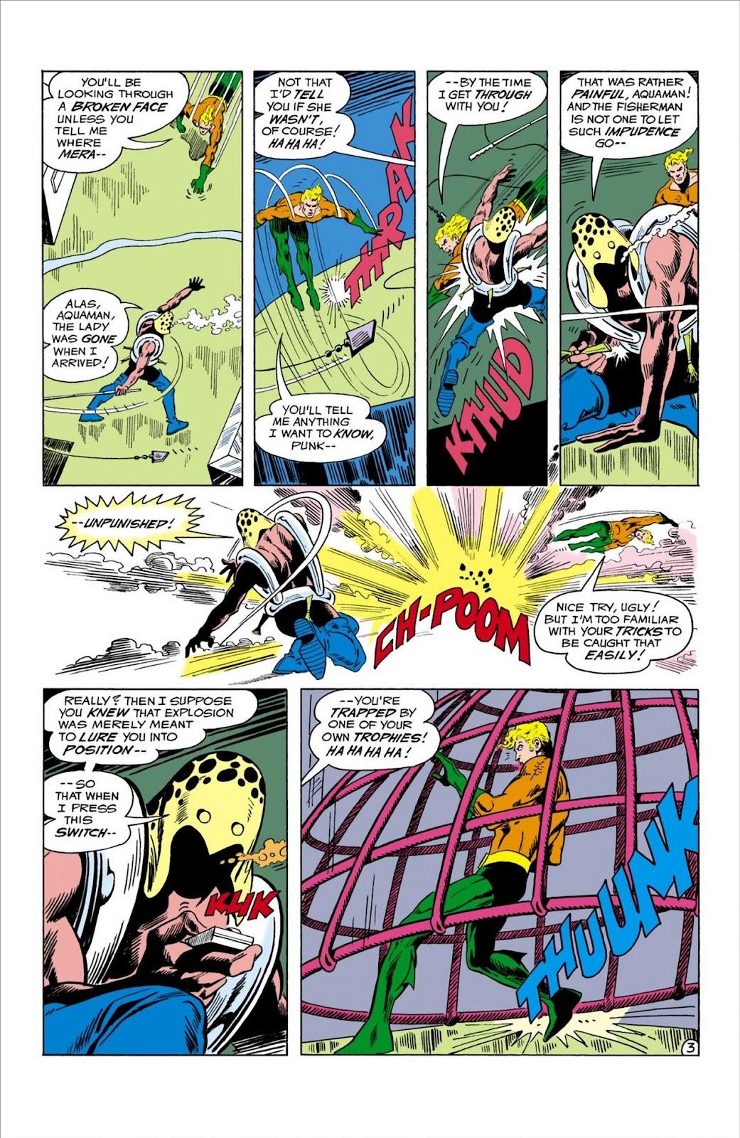 Aquaman (1962) Issue #58 #58 - English 4