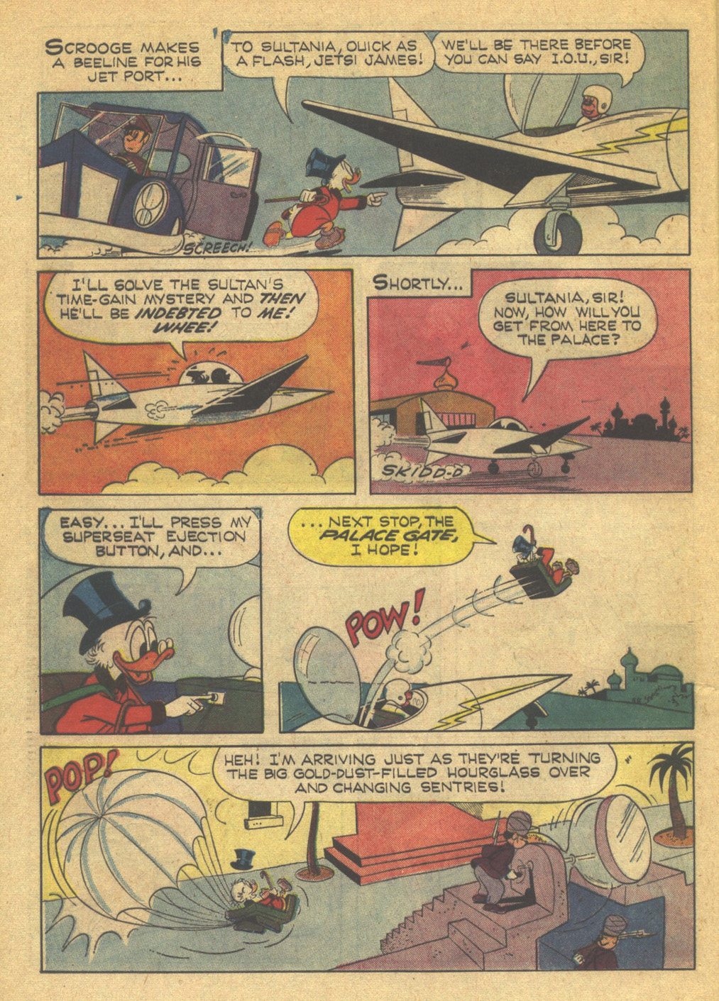 Uncle Scrooge (1953) Issue #79 #79 - English 24
