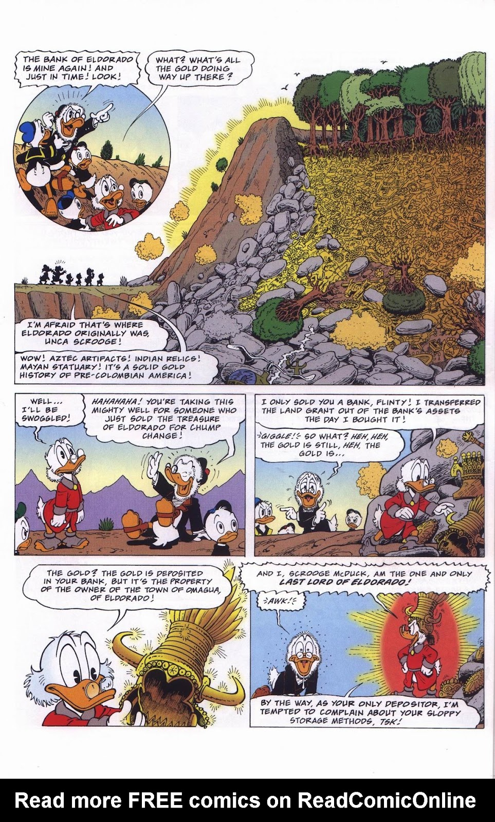 Uncle Scrooge (1953) Issue #311 #311 - English 32