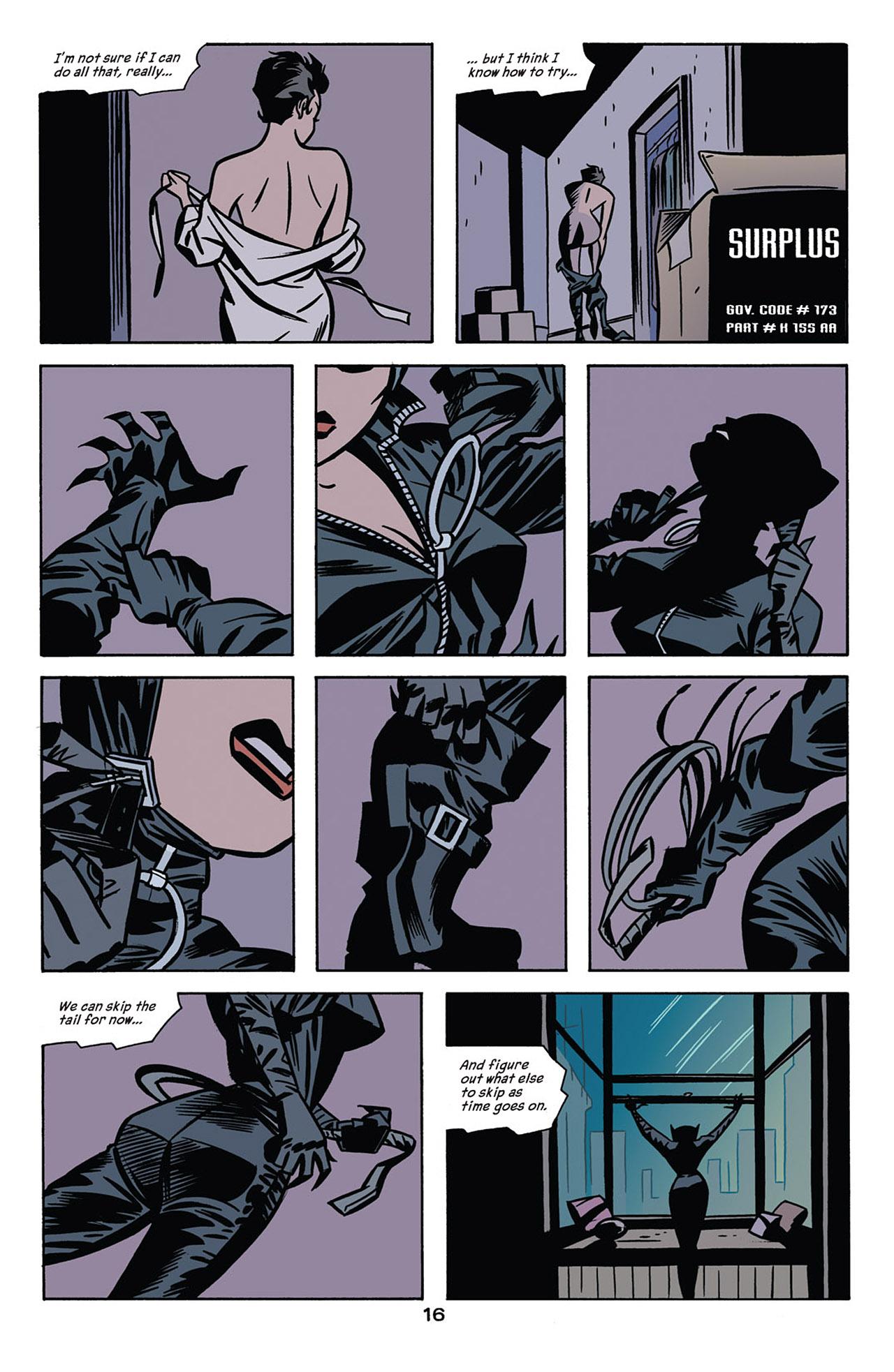 Catwoman (2002) #1 #83 - English 17