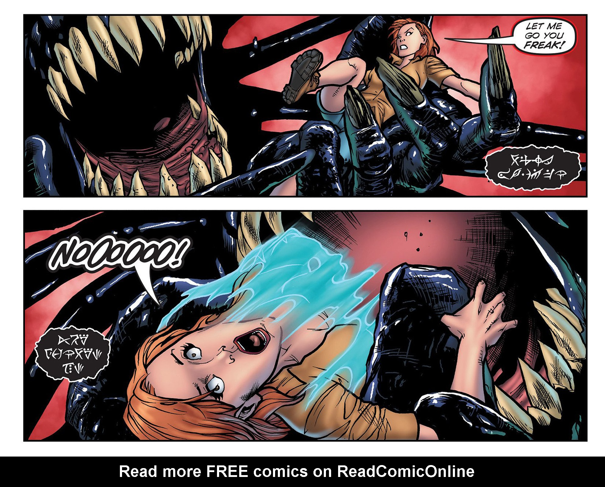 Read online Evil Dead 2: Cradle of the Damned comic -  Issue #6 - 16