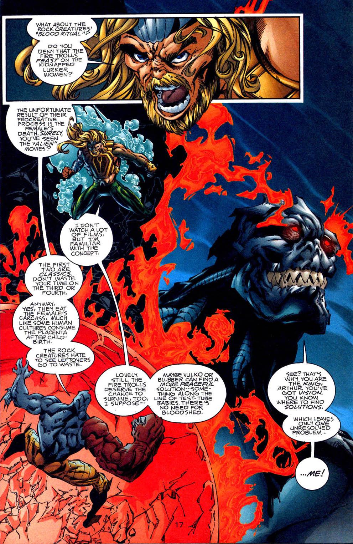 Aquaman (1994) Issue #62 #68 - English 18