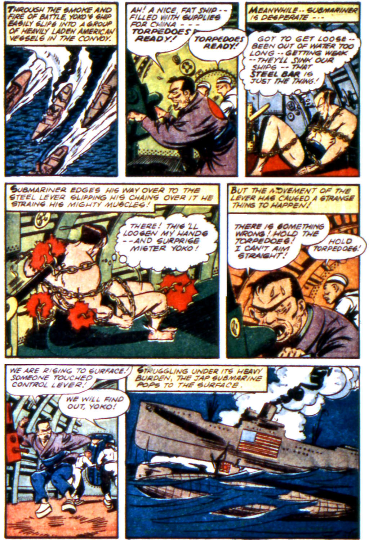 Sub-Mariner Comics Issue #11 #11 - English 12
