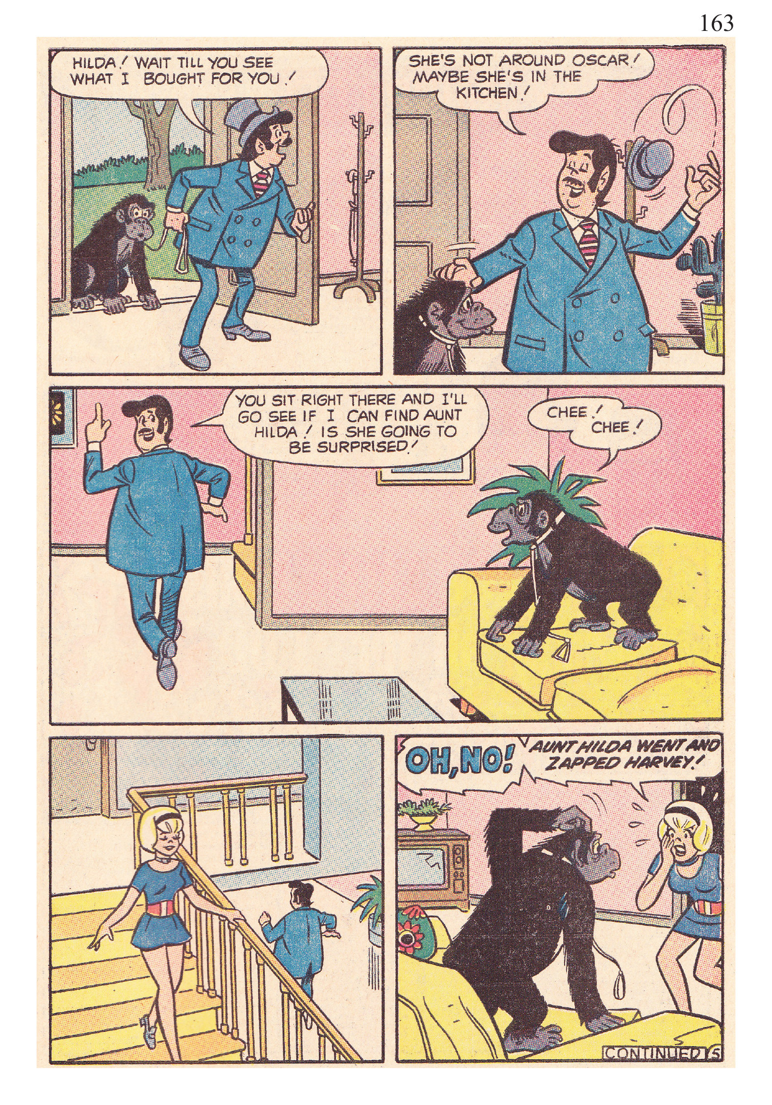 Read online The Best of Archie Comics comic -  Issue # TPB 2 (Part 1) - 165