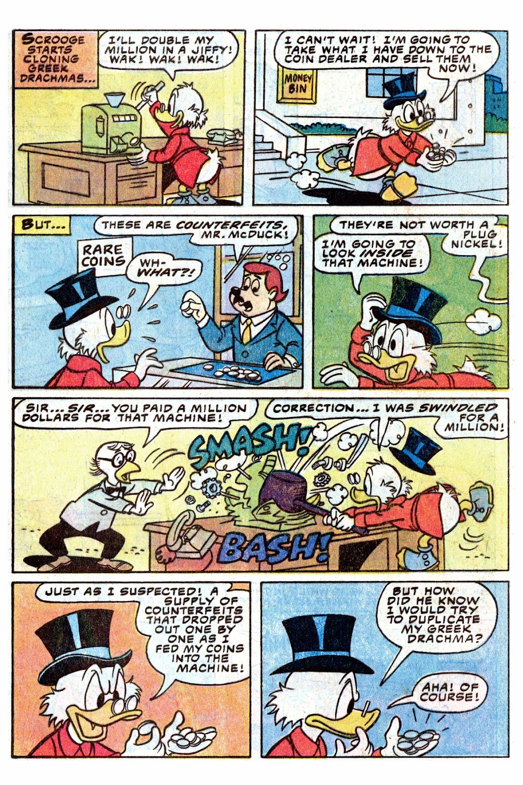 Uncle Scrooge (1953) Issue #192 #192 - English 32