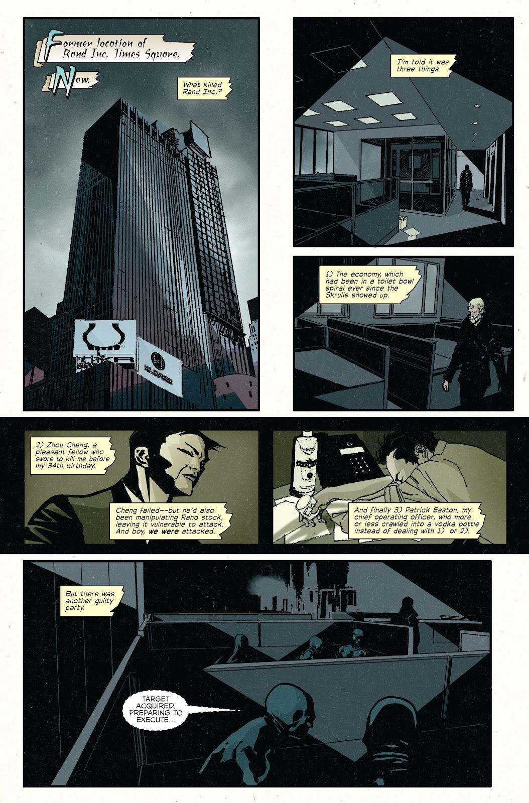 The Immortal Iron Fist Issue #27 #28 - English 3