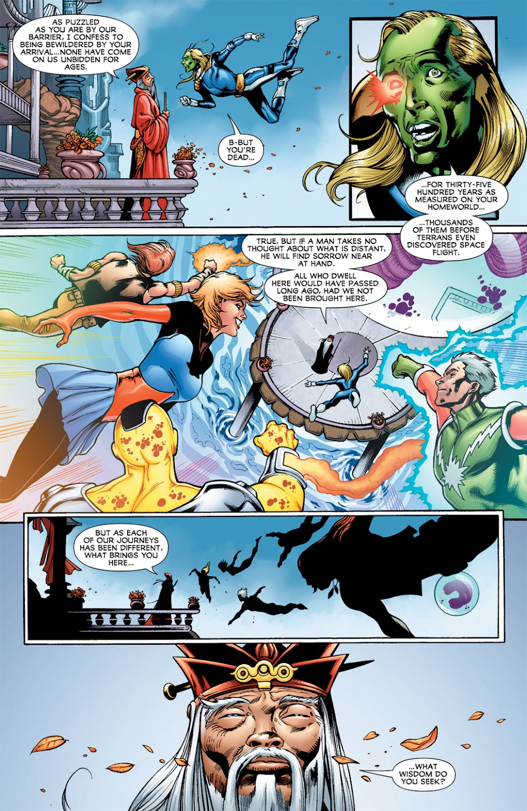 Legion of Super-Heroes (2010) Issue #14 #15 - English 15