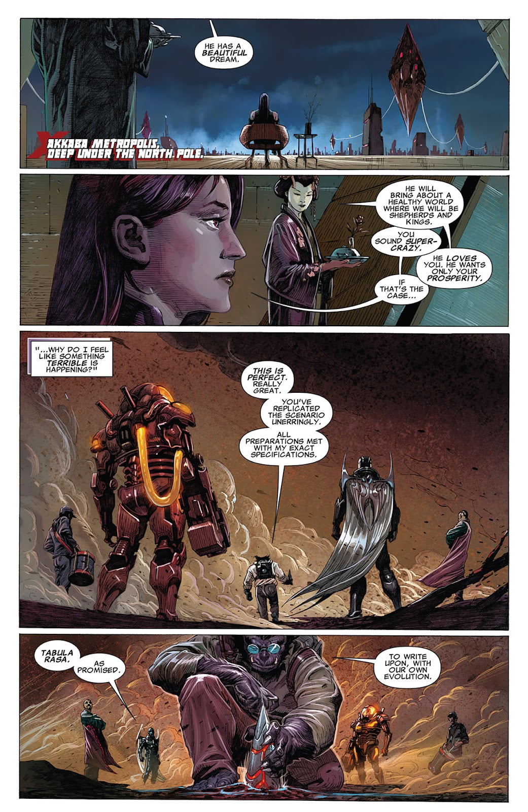 Uncanny X-Force (2010) Issue #15 #16 - English 3