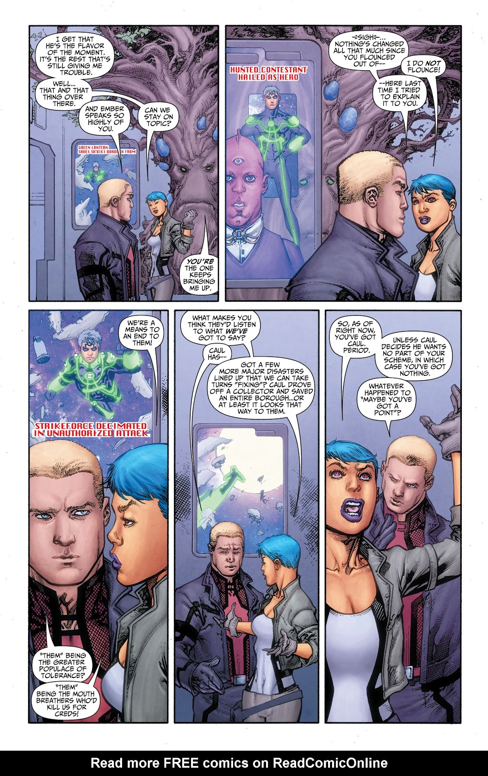 Threshold (2013) Issue #7 #7 - English 13
