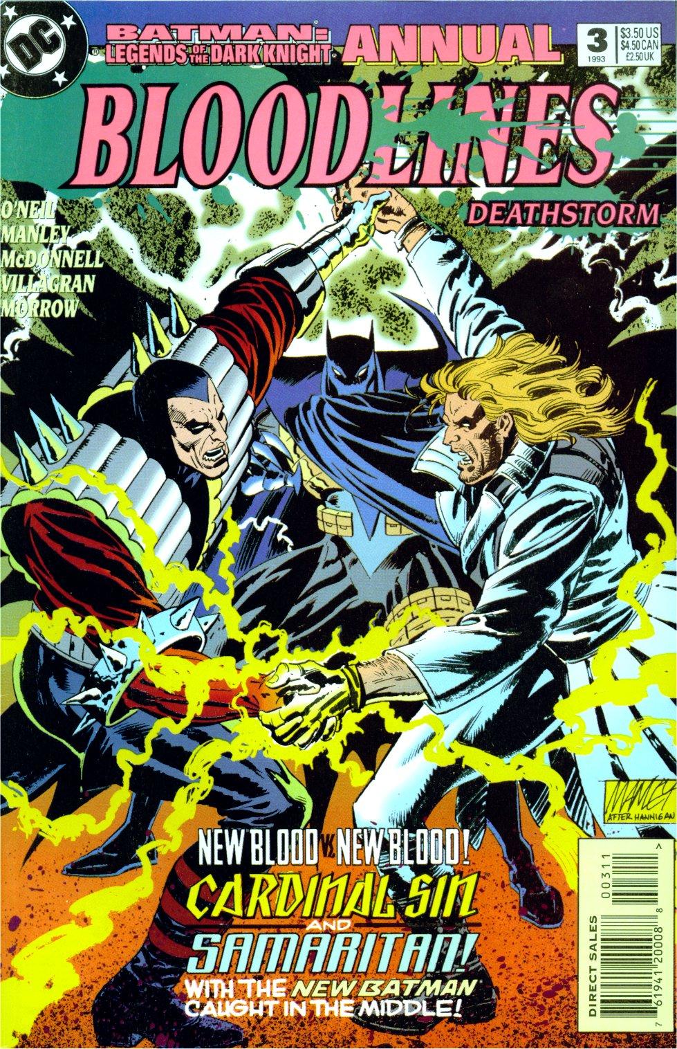 Batman: Legends of the Dark Knight _Annual_3 Page 1