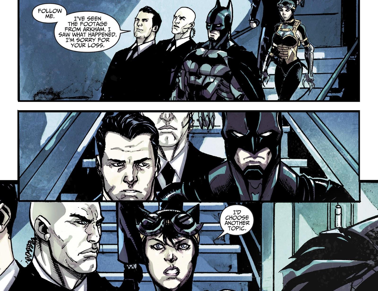 Injustice: Gods Among Us [I] Issue #18 #19 - English 6
