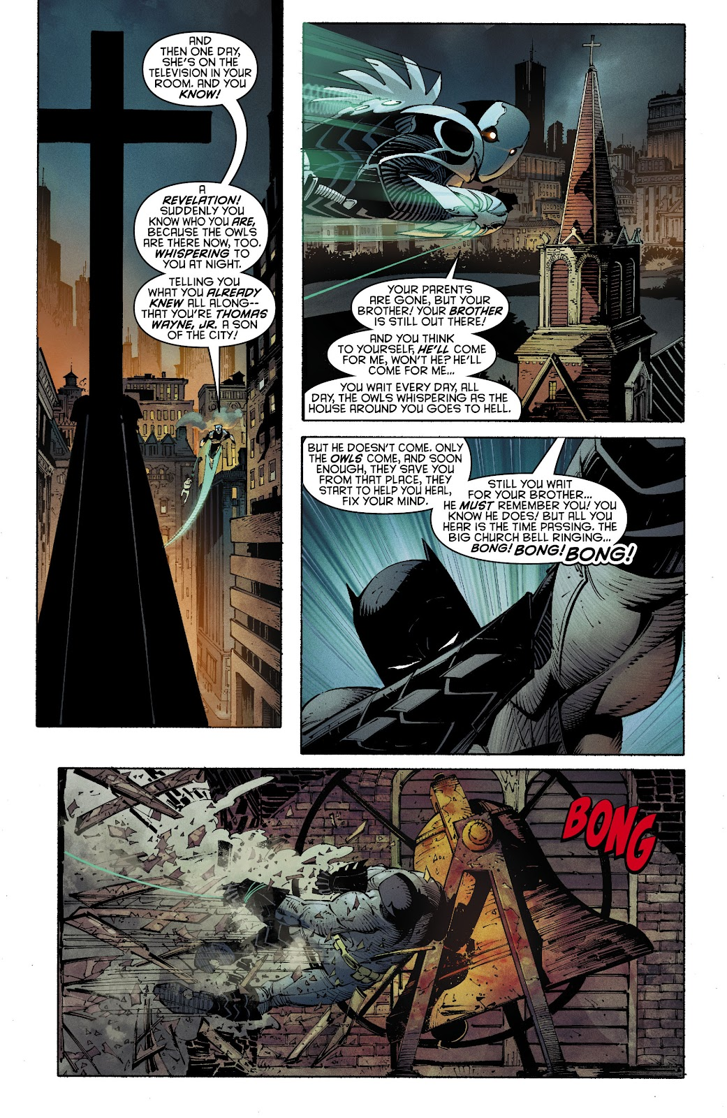 Batman (2011) Issue #11 #26 - English 8